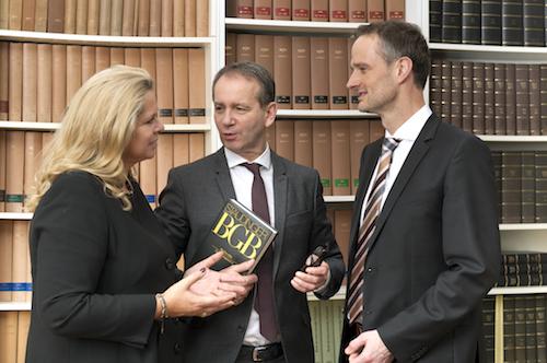 Fachanwälte für Arbeitssrecht bei de faria