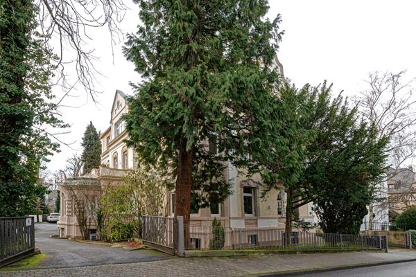 Gebäude von defaria in Wiesbaden