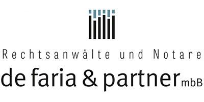 Kanzlei de faria & partner mbB