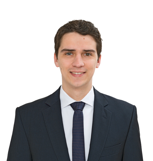 Benedikt Much, angestellter Rechtsanwalt